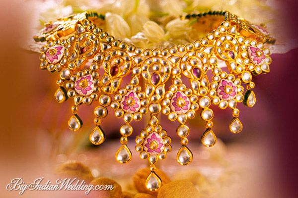 Tanishq bridal necklace #indianbrideclothing #bridalaccesories