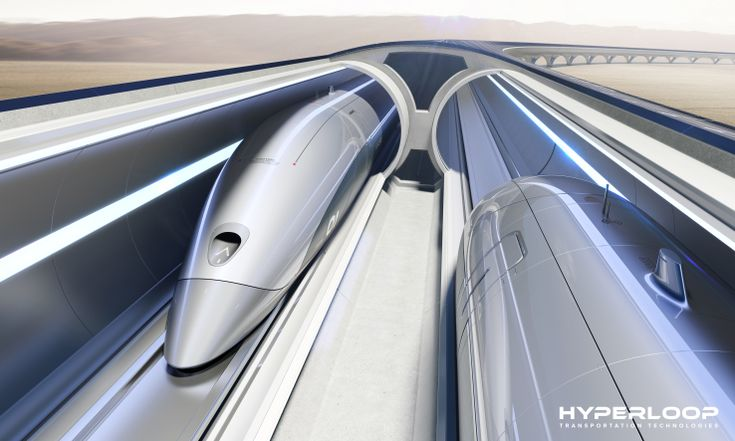 One of the two major dedicated companies pursuing the creation of functional Hyperloops (high-speed tunnel transportation that can zoom pods around in low..