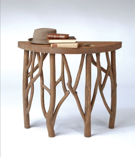 Branch Foyer Table at Cost Plus World Market >> #WorldMarket Glasgow Fog Collection