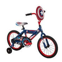 Boys 16 Inch Huffy Captain America Bike