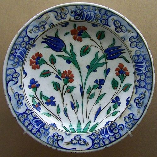 Turkish Plates as Decoration | Recent Photos The Commons Getty Collection Galleries World Map App ...