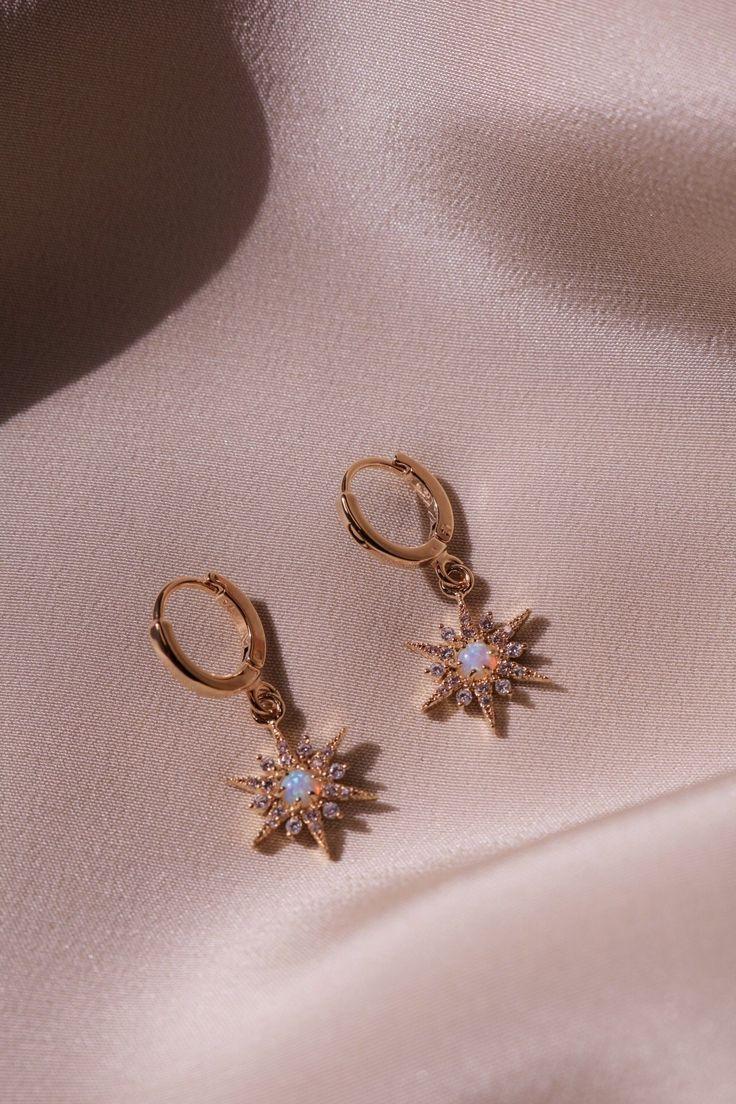 Stardust Earrings – CHVKER