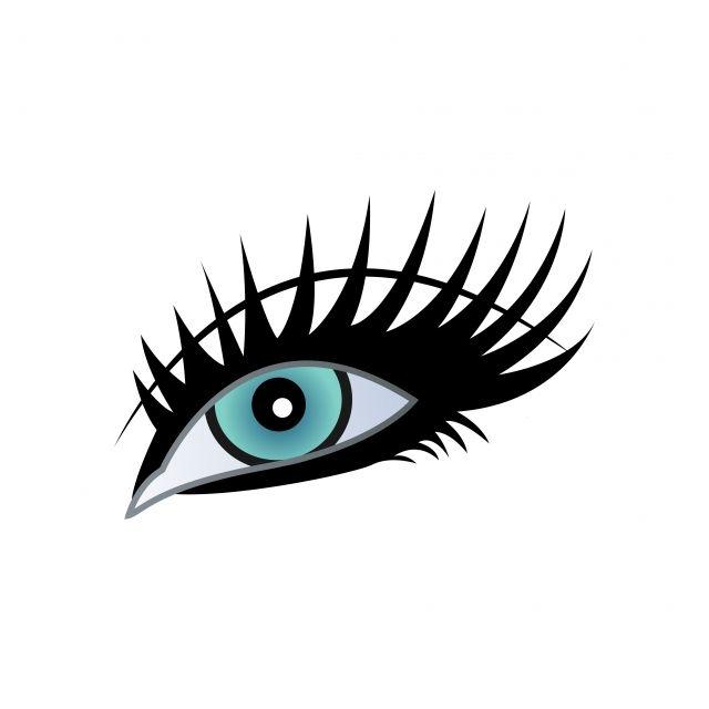 Eyelashes Logo Icon Design Template Vector Eyelash Logo Icon Design Vector Art