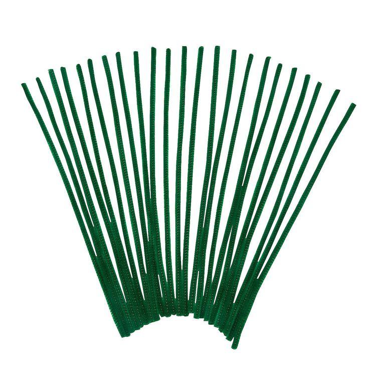 Chenille+Stems+-+Green+-+OrientalTrading.com