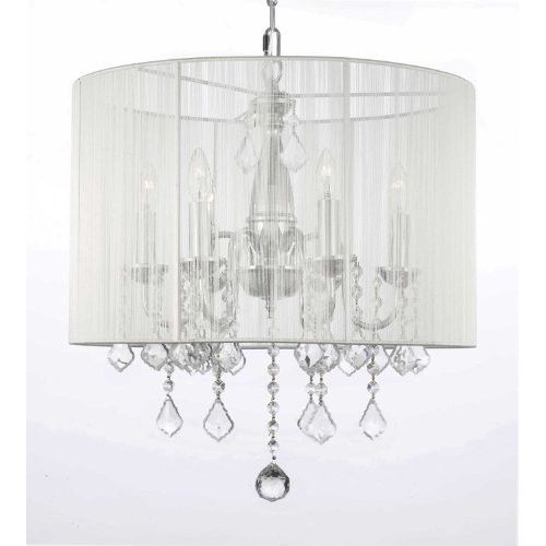 Found it at Wayfair - 6 Light Crystal Chandelier