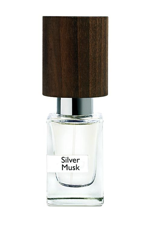 SILVER MUSK- softness and delicacy