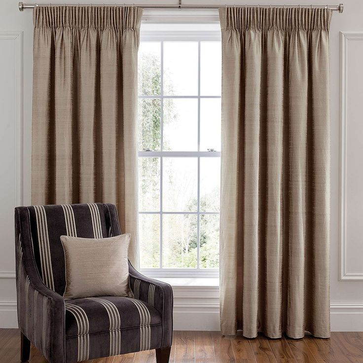 17 best ideas about classic pencil pleat curtains on. Black Bedroom Furniture Sets. Home Design Ideas