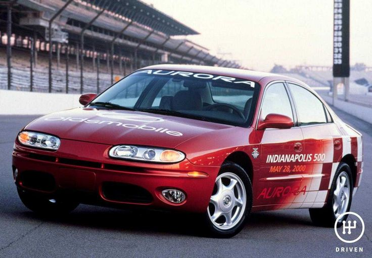 2001 Oldsmobile Aurora Indy Pace Car