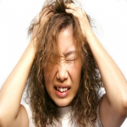 Head Lice itches in 60% of heads.