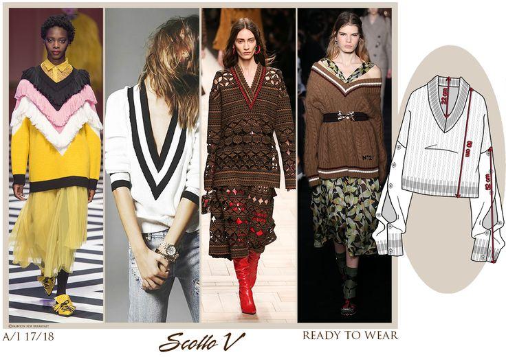 Pronto maglieria A/I 17/18 disponibile su www.fashionforbreakfast.it