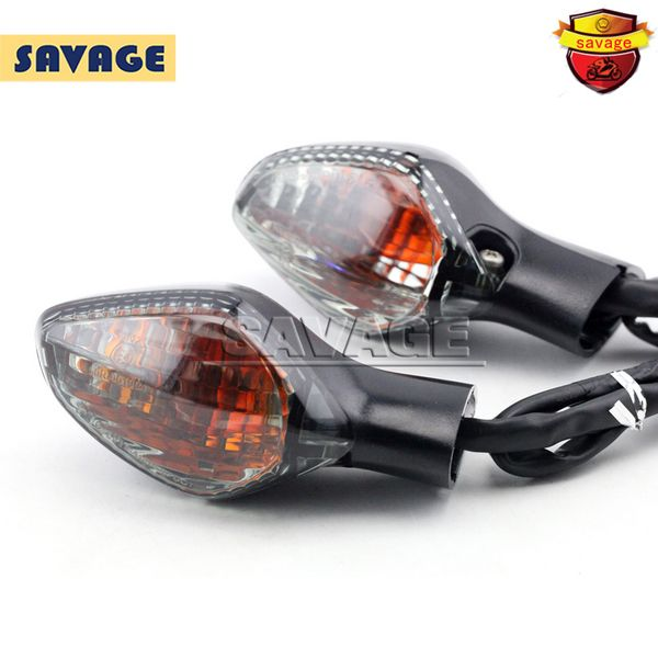 For HONDA NC750/NC700 X/S NC700D NC750X NC750S Motorcycle Accessories Front Turn signal Indicator Light 3 wires Smoke