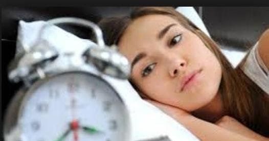 How to Cure Insomnia Healthy and Safety