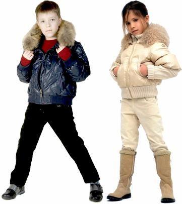 Детская и подрастковая одежда и обувь оптом
