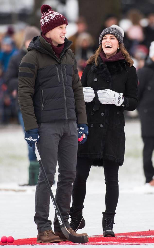 Kate Middleton & Prince William - January 30, 2018