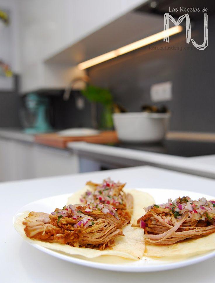 Cochinita pibil / Mexican food Cochinita pibil