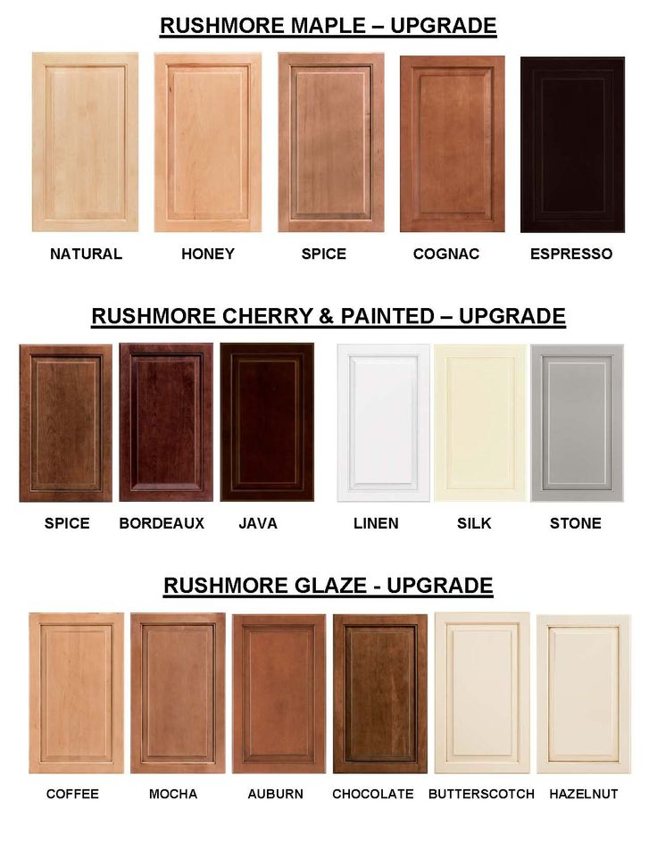 Rushmore cabinet colors rushmore is an upgrade cabinet for Chocolate maple glaze kitchen cabinets