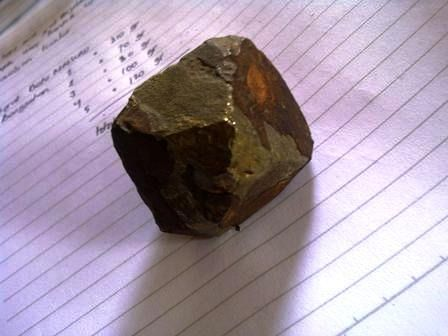 Batu Emas 120 Gram