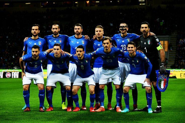 Italia eliminado por Suecia y no asistirá al mundial Rusia 2018. Incluye los mejores memes -  Italia, la selección tetracampeona del mundo en 1934, 1938, 1982 y 2006 acaba de ser eliminada sorpresivamente por el seleccionado Sueco en el histórico estadio Giuseppe Meazza de Milan.        La trágica travesía italiana comenzó con el sorteo de la UEFA donde fue colocada en el Grupo G junto a los combinados de España, Albania, Israel, Macedonia y Lichtenstein y pese a conseguir 23 puntos en 10…
