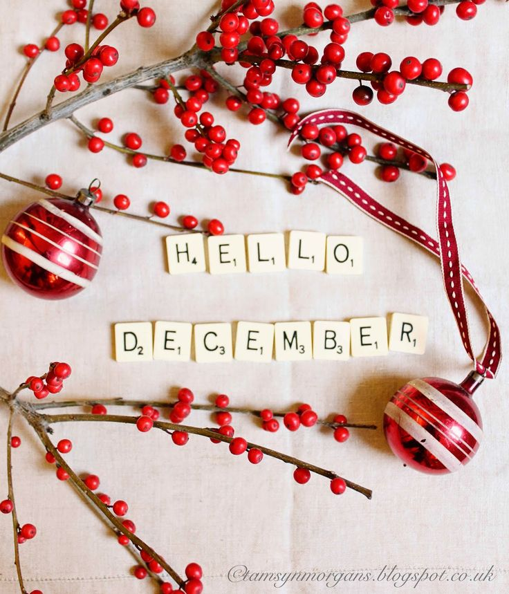 Hello December | The Villa on Mount Pleasant
