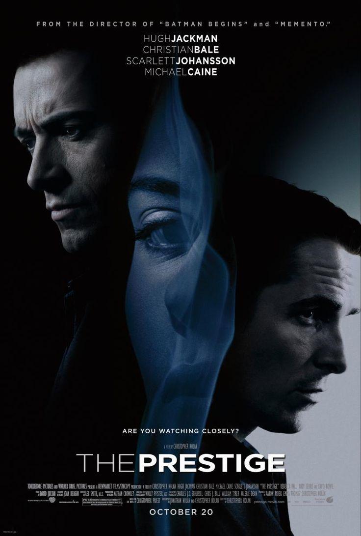 2006 The Prestige (El truco final: El Prestigio)  (Christopher Nolan) / Blog en 35 mm.