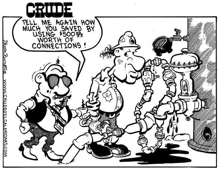Oilfield Humor: Crude Advertising - Oilpro.com