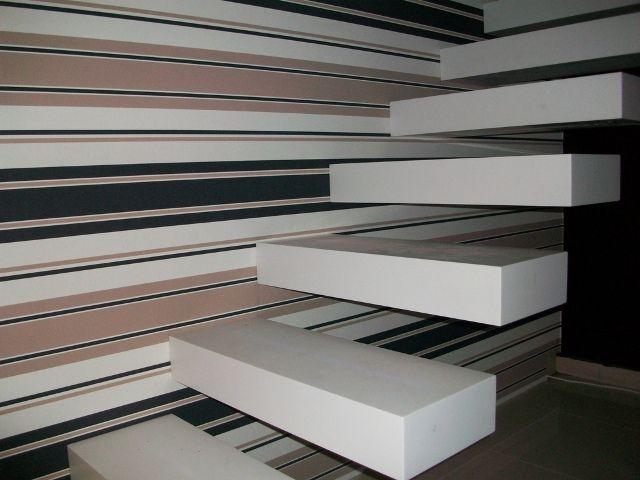 ms de ideas increbles sobre escaleras flotantes en pinterest diseo moderno de escaleras escalera moderna y escaleras