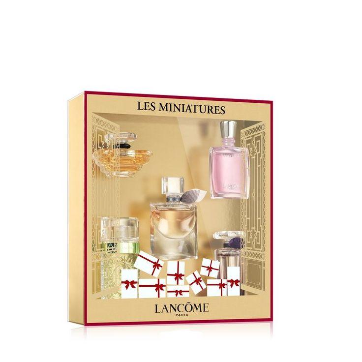 Coffret de miniatures Parfums
