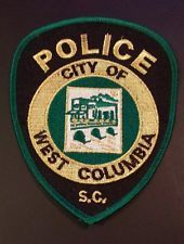 City of West Columbia, South Carolina Police Department patch
