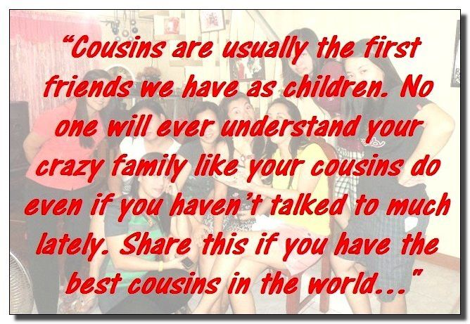 Quotes About Sisters Cousins : Cousins more like sisters quotes quotesgram