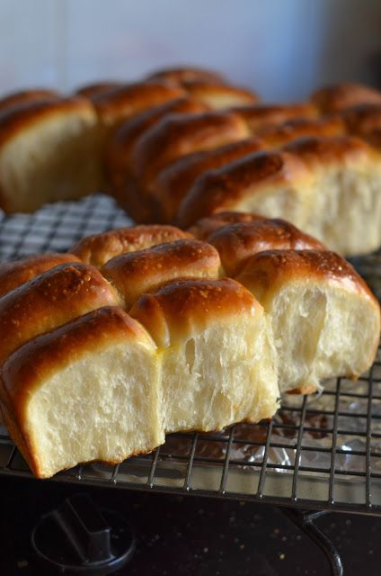 Sourdough shred buns.....so lovely. Little bread pillows.  Recipe from here:  http://mommyimhungry.blogspot.com/2010/11/polynesian-chicken-salad.html?m=1