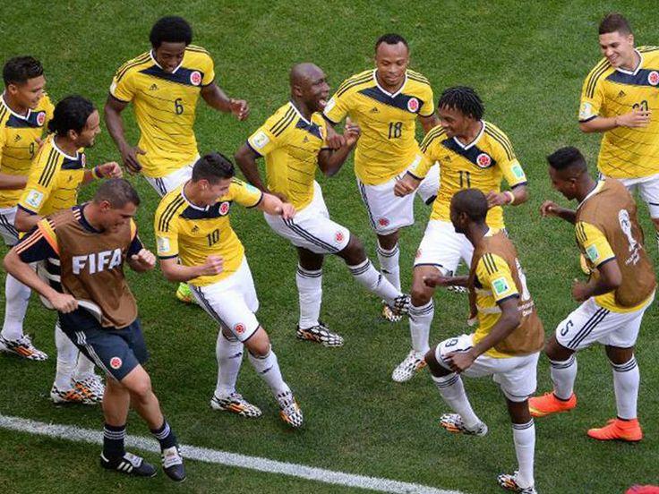 Selección Colombia, 2014