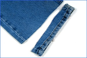 Tips-For-How-To-Shorten-Jeans: Tips For How To Shorten Jeans, Denim Jeans, Jeans Recycled, Jeans Shorten
