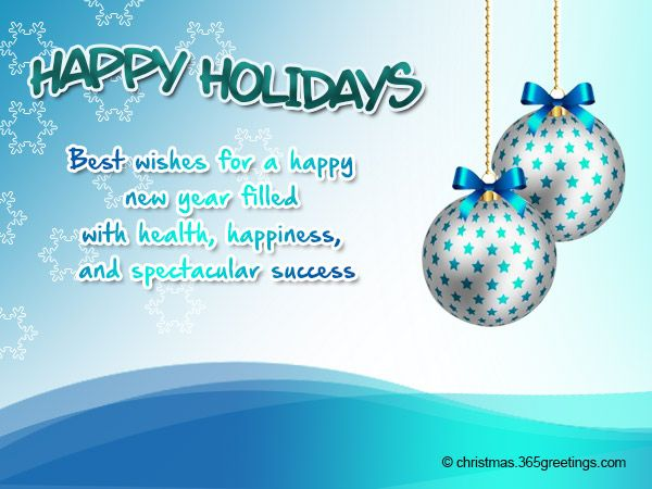 Happy Holidays Messages And Wishes Christmas Quotes And