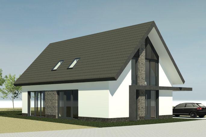 Nieuwbouwwoning Bornsche Maten   Borne - AL architectuur