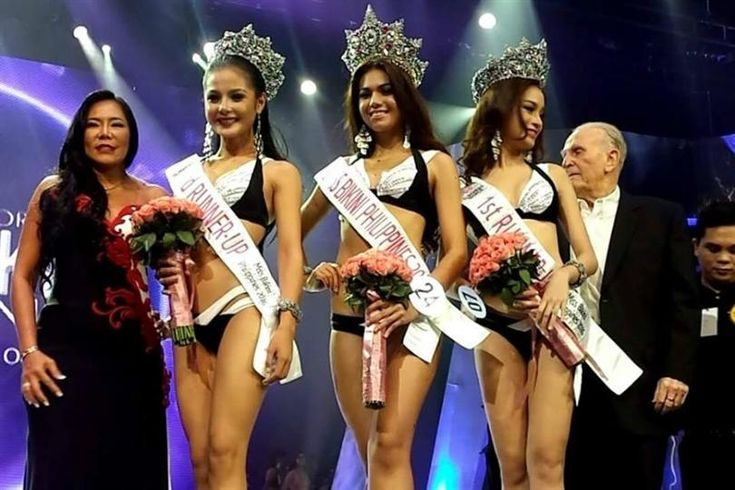 Christine Opiaza crowned as Miss Bikini Philippines 2016