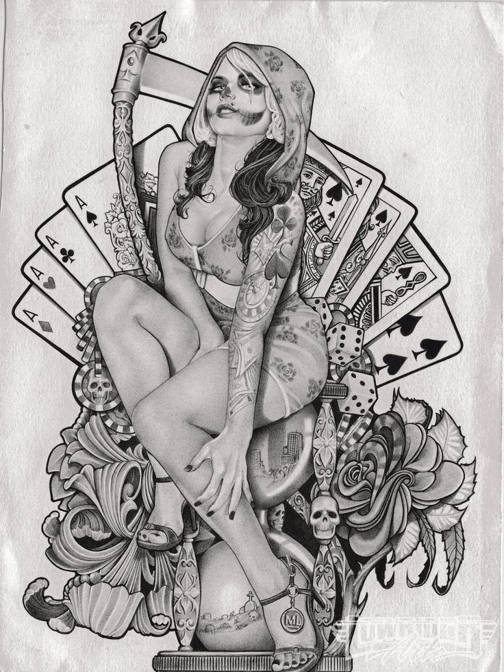 http://www.bing.com/images/search?q=Lowrider Art Girls