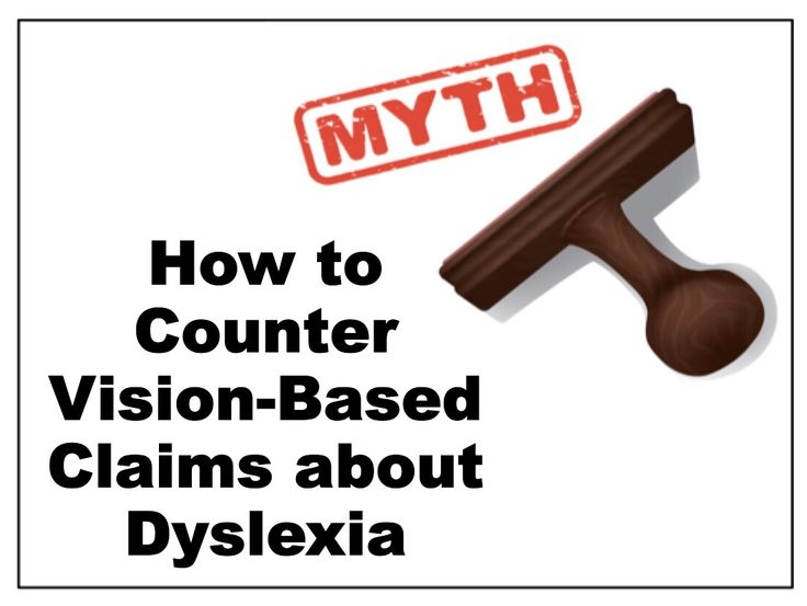 """How to Counter Vision-Based Claims about Dyslexia """"Cures"""" – International Dyslexia Association"""