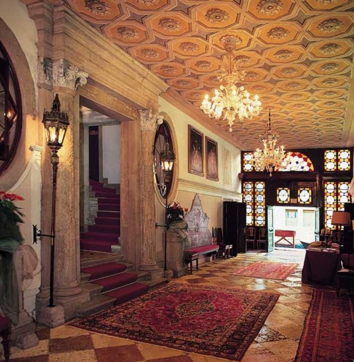 Palazzo Barbaro Venezia Venetian And Other Interiors