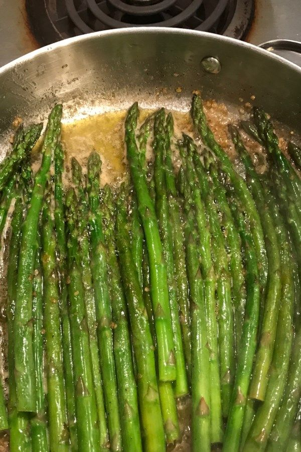 Pan Fried Asparagus Recipe How To Cook Asparagus Asparagus Fries Ways To Cook Asparagus