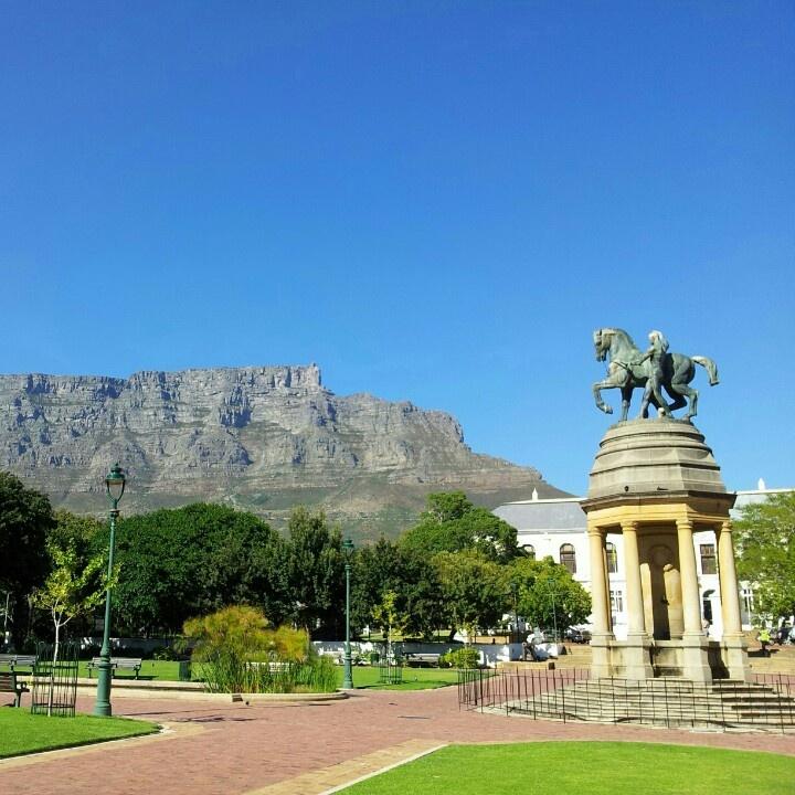 Cape Town Company Gardens