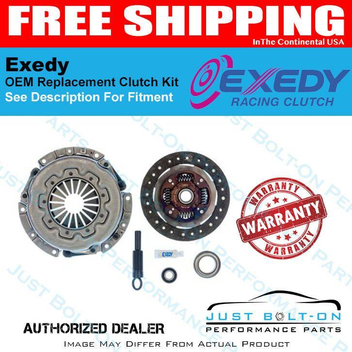 Exedy Fits Oe 2001 2006 Chrysler Pt Cruiser L4 Clutch Kit Kch05 Saab 9 2x Kit Performance Parts