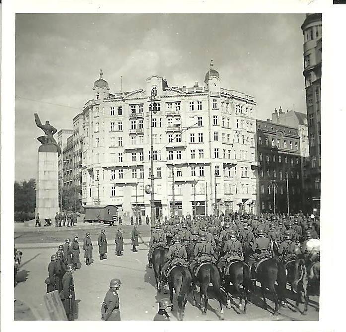 Niesamowite zdjęcia Warszawy zrobione przez nieznanego Niemca (Zdjęcia)5