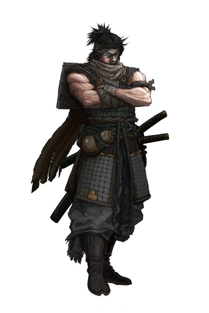 Character Concept art: Strider by kenji893.deviantart.com on @DeviantArt