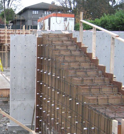 Best Cantilevered Concrete Stair Suspended Slab Reinforcement 400 x 300