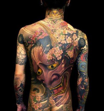 Magazine - Histoire et origine du tatouage japonais - Allotattoo