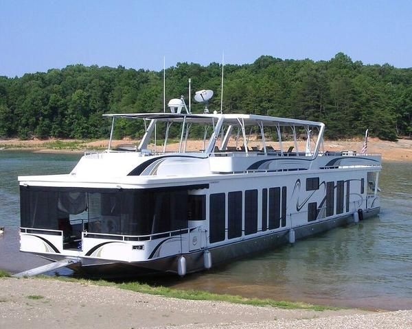 Check Out This Used 2008 Sumerset Houseboats 18x94 For Sale In