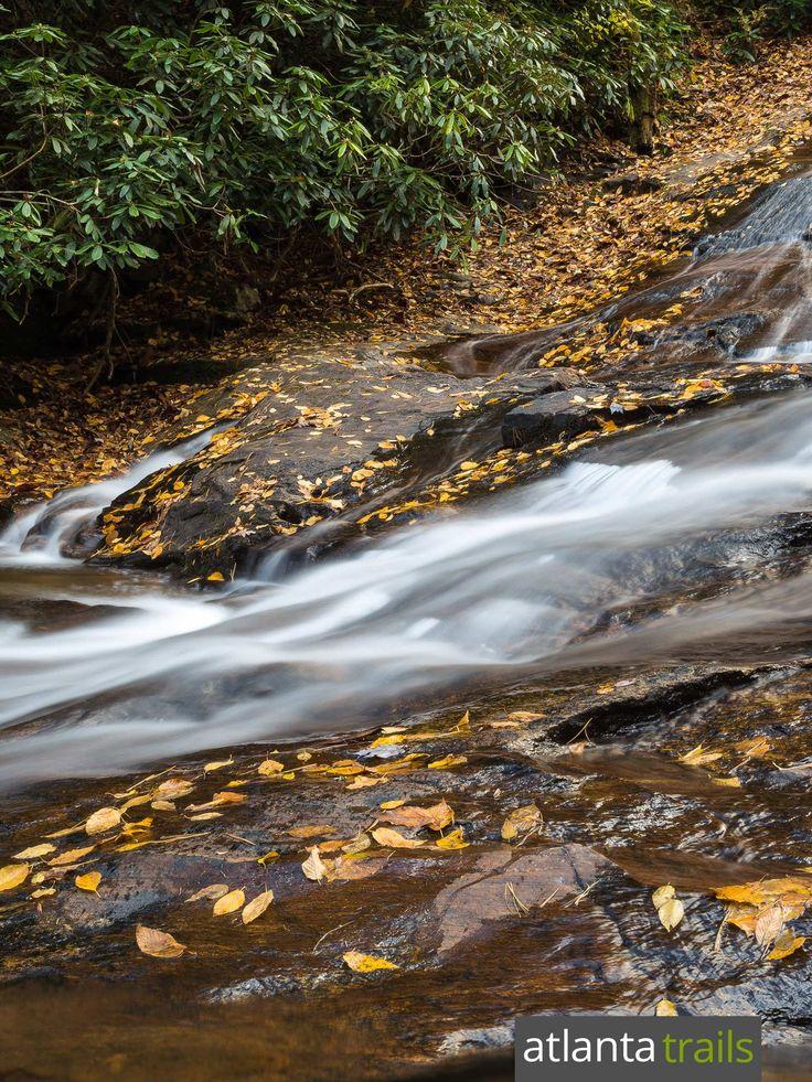 Best hikes near Helen, Georgia: Helton Creek Falls