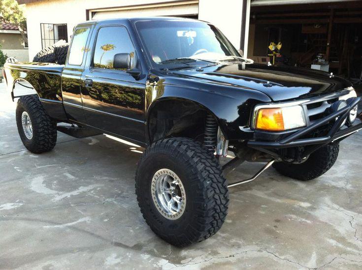 ranger race truck   Ranger Prerunner Jump   Ford Trucks   Pinterest ...