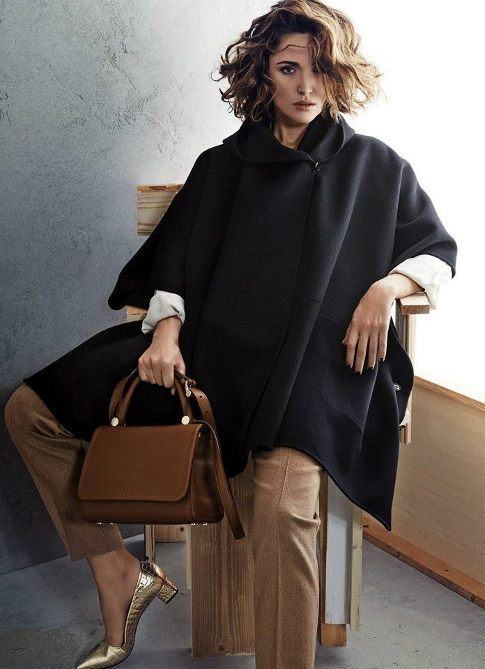 Rose Byrne Stuns in New Styles for Max Mara Shoot. Shop the latest from the iconic Italian design house at www.halsbrook.com.