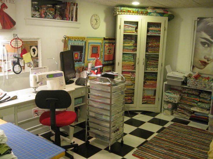 Craft Room Furniture Pinterest